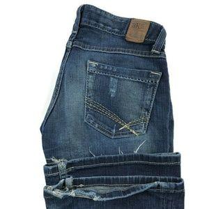 BKE Buckle Starlite Stretch Bootcut Jeans